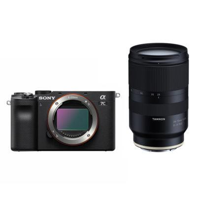 Krijg tot €300 korting op Sony systeemcamera's bij CameraNu