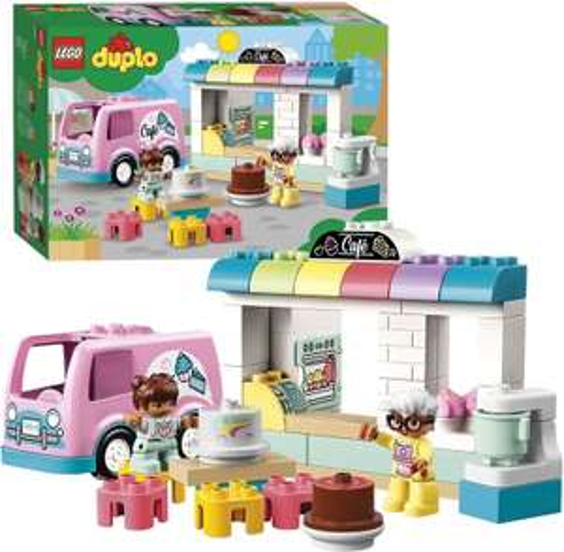 LEGO DUPLO bakkerij 10928 @ Amazon NL