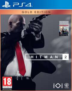 Hitman 2 (Gold Edition), PS4 Digitaal