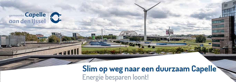 (Capelle a/d IJssel) Besteed €100 en krijg €90 korting op energie besparende producten
