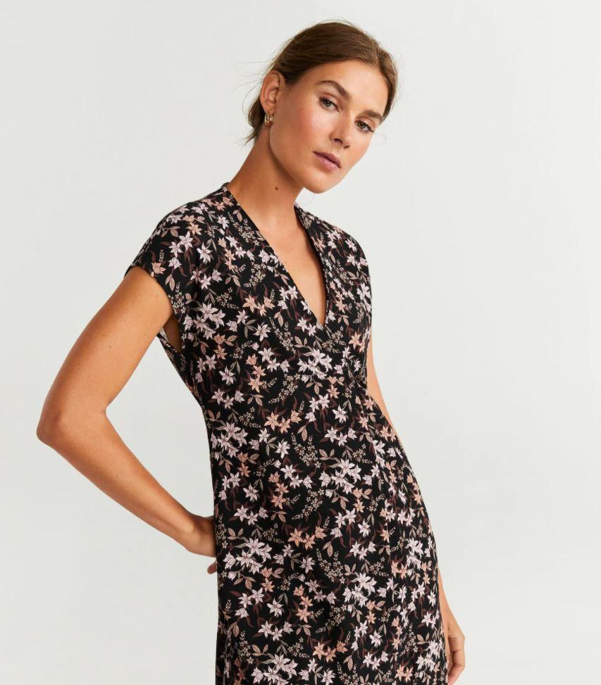 70% korting bij Mango op jurken en overhemden