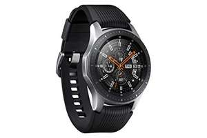 Samsung Galaxy Watch (46mm) Zilver (Zwart)