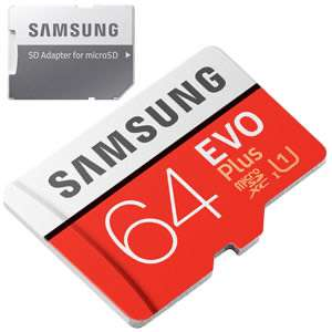 Samsung EVO Plus 2020 64GB