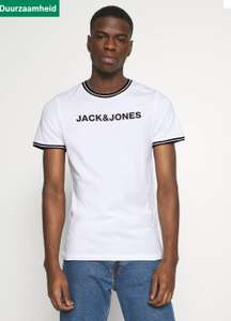 JCOCLEAN TEE CREW NECK - T-shirt print Jack & Jones @ Zalando