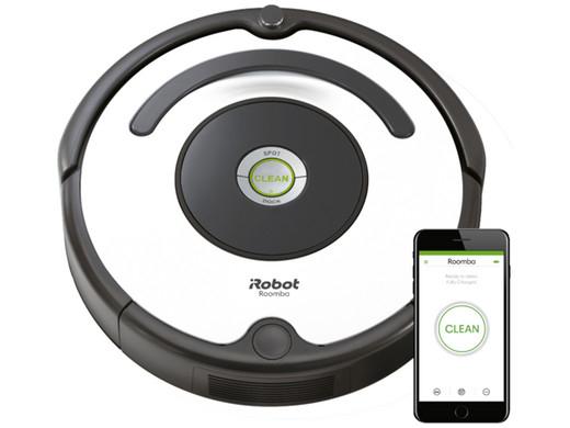 iRobot Roomba 675 Wifi Robotstofzuiger @ iBOOD