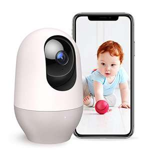 Nooie Wifi 360° smart babyfoon @Amazon DE