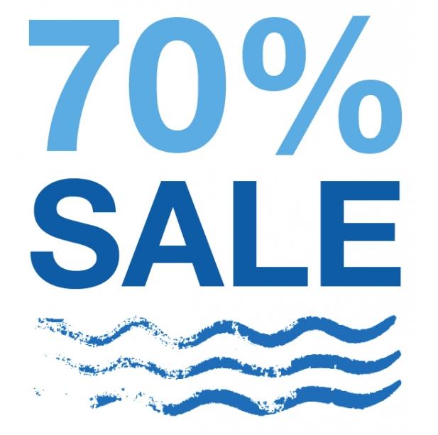 [UPDATE] nu 70% korting op alle sale @ Eb en Vloed