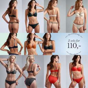 Weekendactie: 2 Space Odyssee sets voor €110 [i.p.v. €249] @ Marlies Dekkers
