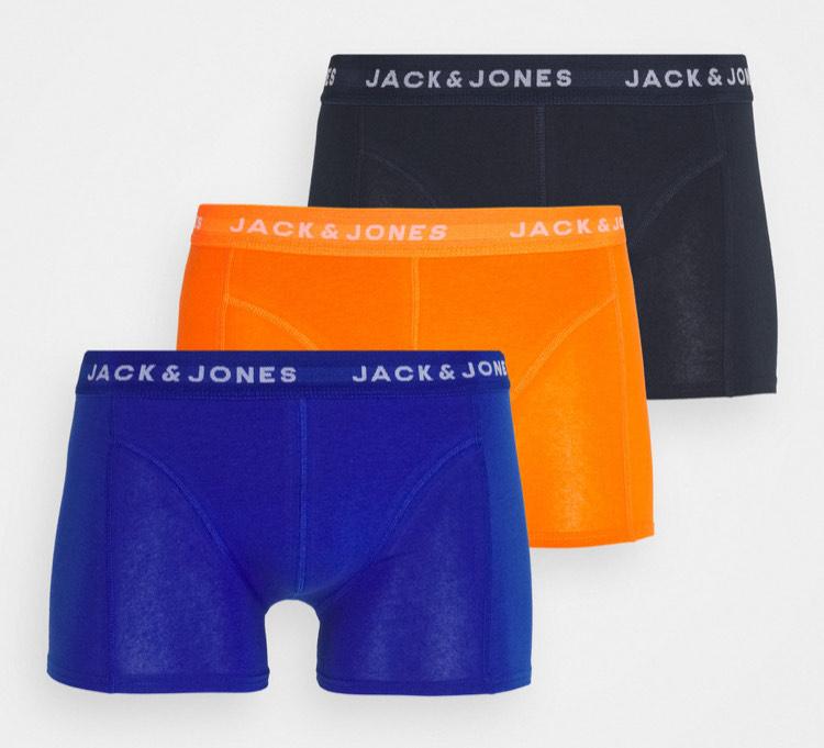 Jack and Jones Boxershorts 3-pack