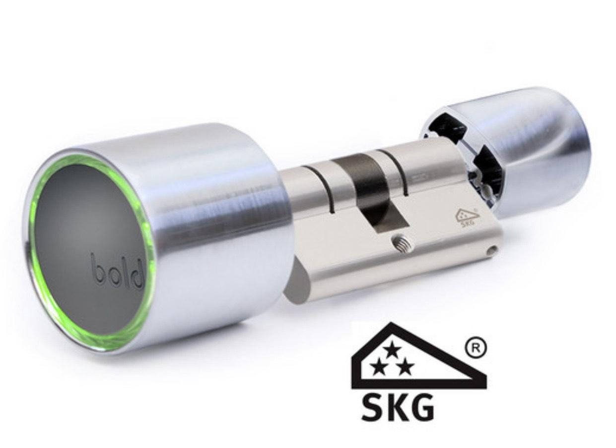 Bold Smart Lock SX-33 | Sleutelloos Smart Slot
