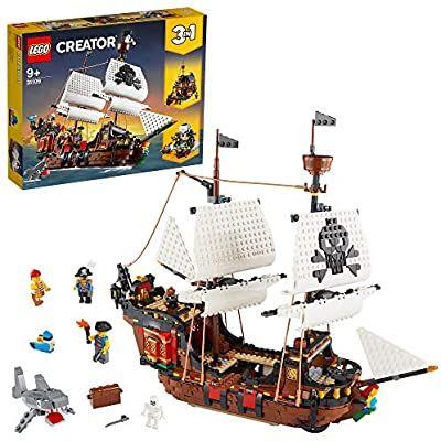 LEGO Piratenschip (31109)
