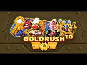 Gold Rush TD (Android & IOS) gratis