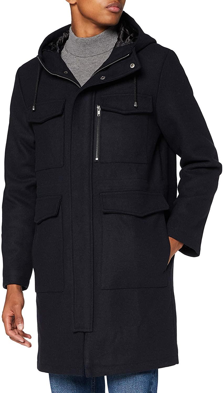 Find zwarte heren jas maat XL voor 15€