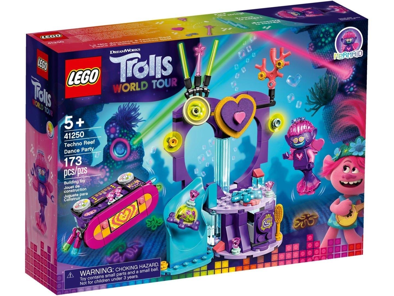 Lego 41250 Trolls Dansfeestje Techno-Rif @ Amazon NL