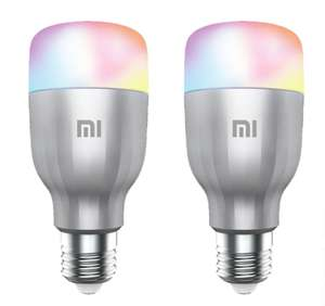 2x Xiaomi Mi LED Bulb + Mi Precision Screwdriver Kit (uit Spanje)