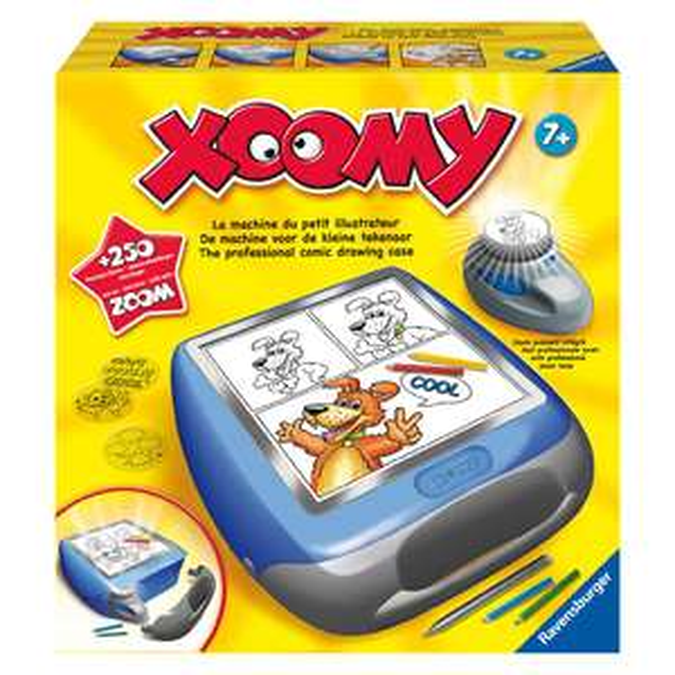 Ravensburger Xoomy Compact tekenmachine voor €34,99 @  Bart Smit