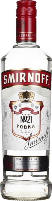 Smirnoff Vodka 70cl fles met code voor 5 euro
