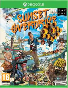 Sunset Overdrive: Day One Edition (Xbox One) voor €15,95 @ Coolshop