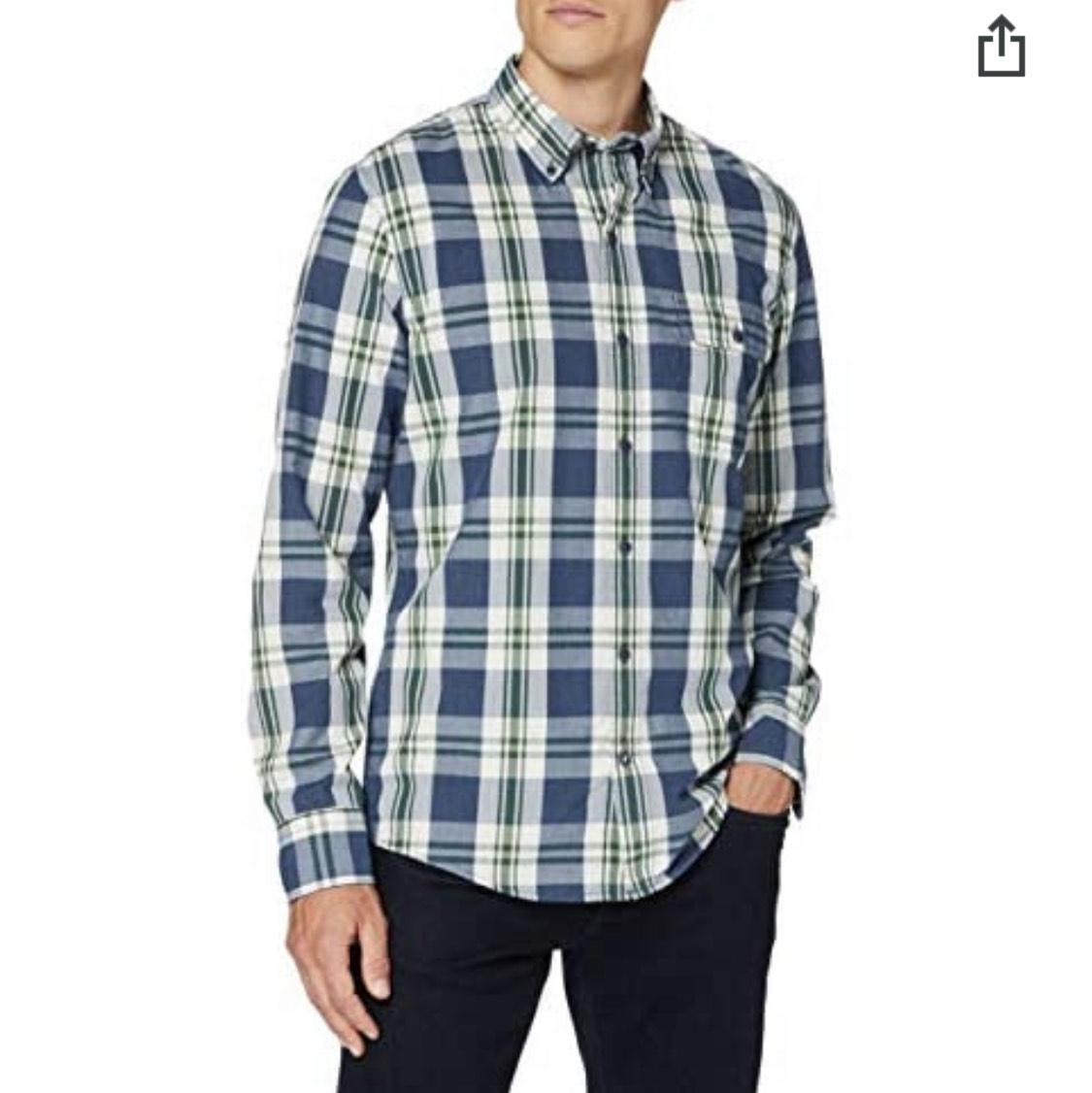 Izod Shirt voor heren