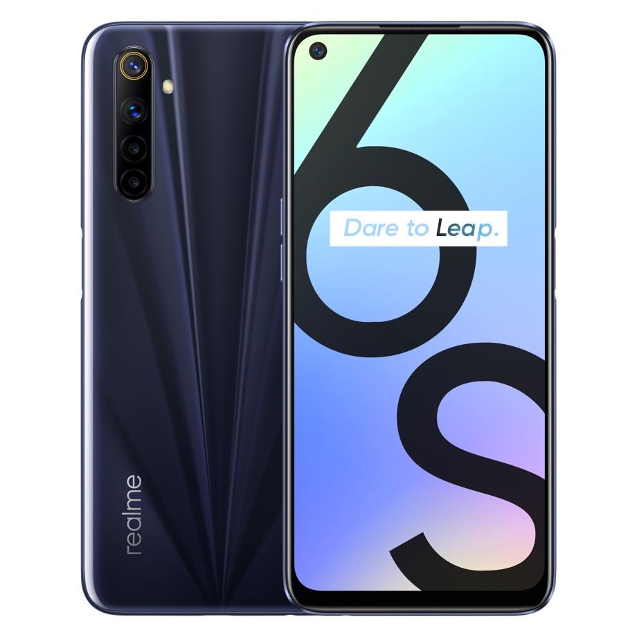 Realme 6S - 4GB/64GB Smartphone + realme Band