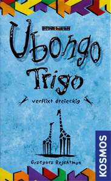 Ubongo Trigo Reiseditie