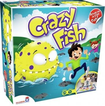 Dujardin Crazy Fish Spel