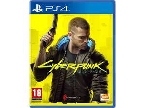 [BE] Cyberpunk 2077 Xbox One / PS4 @MediaMarkt