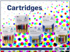 Printer inkt cartridges@action(nu 7