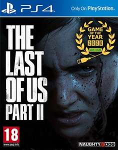 The Last of Us Part II voor €29,98 bij Game Mania