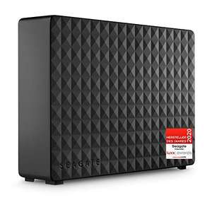 Seagate Expansion Desktop, 6 TB, Externe Harde Schijf HDD USB 3.0 Voor PC, Laptop (STEB6000403)