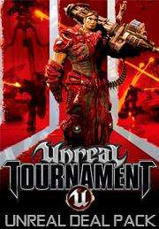 [Steam/PC] Unreal deal pack met o.a.: Unreal Gold, Unreal II: The Awakening, Unreal Tournament: GOTY, Unreal Tournament 2004 en 3