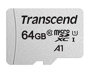 Transcend Ultimate Class micro-SDHC UHS-I, 64GB