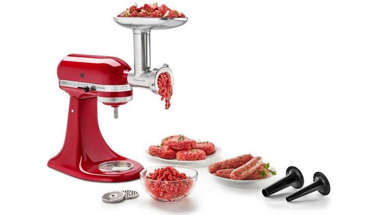 KitchenAid vlees-opzet 5KSMMGA, accessoire voor KitchenAid-keukenmachine