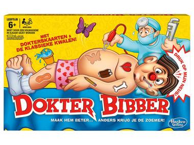 Dokter Bibber en Speak Out (Kids tegen Ouders) voor €9,99 p.s.