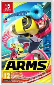 ARMS - Switch (Frans hoesje)