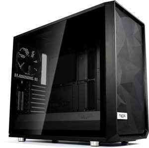 Fractal Design Meshify S2 Black – Dark TG