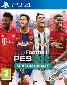 eFootball PES 2021 Season Update (Amazon en Bol)