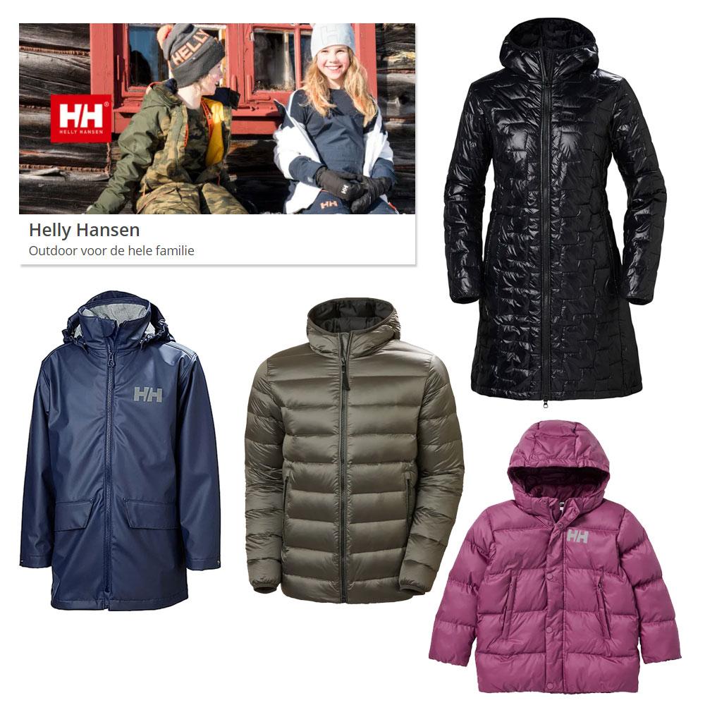 Helly Hansen [o.a. winterjassen] tot 70% korting @ Limango