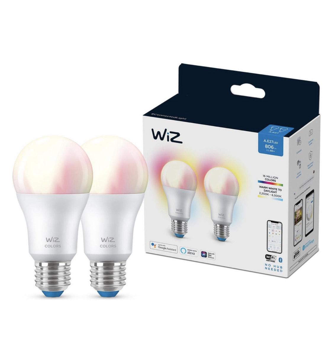 2+1 gratis op WiZ connected bij bol.com!