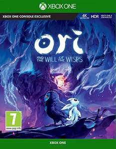 Ori and the Will of the Wisps (XBOX)