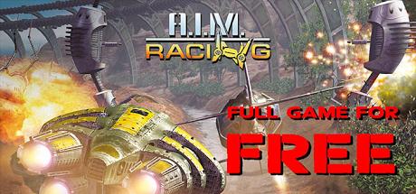 Gratis game: A.I.M. Racing (Star Wars podrace kloon?)