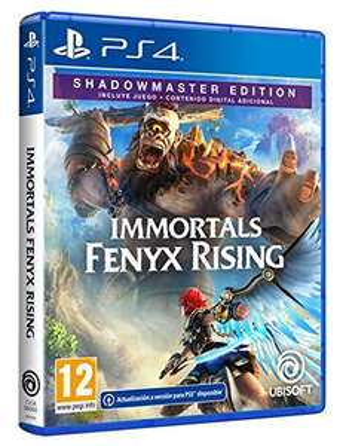 Immortals Fenyx Rising Shadowmaster Edition - PS4 (+Gratis PS5 Upgrade)