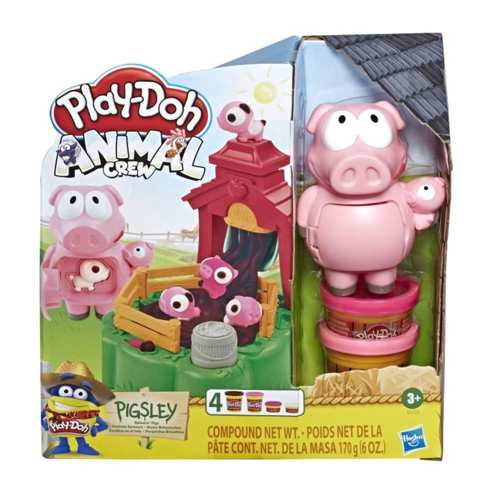 Play-Doh Animal Crew Biggenbende @ Amazon NL