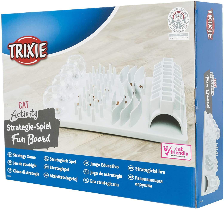 Trixie 4590 Katten Activiteiten Bord, Grijs