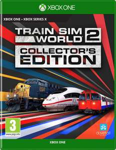 Train Sim World 2 - Collector's Edition - Xbox One