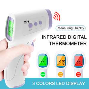 LCD scherm Thermometer op infrarood 1-second Accurate - AliExpress