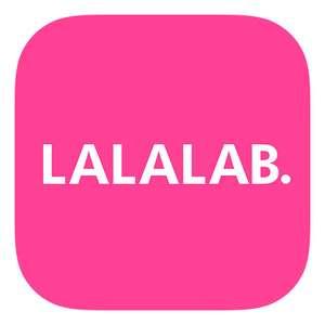 Gratis persoonlijke ansichtkaart via Lalalab