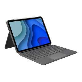 Logitech Folio Touch Toetsenbord Hoes (QWERTY) voor Apple iPad Pro 11 inch (2020)/(2018)