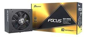 Seasonic Focus-GX 650 watt voeding 80 Plus gold