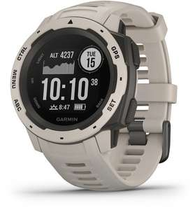 Garmin Instinct outdoor - (licht)grijs - 45 mm @Amazon.nl